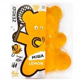 Мармелад без цукру Мішка Валєрка Лимон 100г