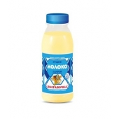 Молоко незбиране згущене з цукром 8,5% ПЕТ пляшка 380 г ТМ Полтавочка