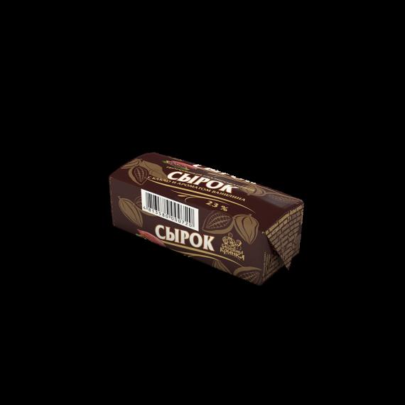 Сирок глазурований Какао 23% 45г ТМ Бабушкіна кринка