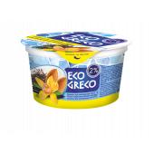 Йогурт Грецький Мигдаль-Ваніль-Чіа 2% 130г ТМ Eco Greco