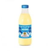 Молоко незбиране згущене з цукром- 8,5% ПЕТ пляшка 920 г ТМ Полтавочка