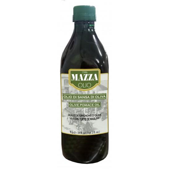 Олія оливкова ПОМАС  1л ТМ Mazza