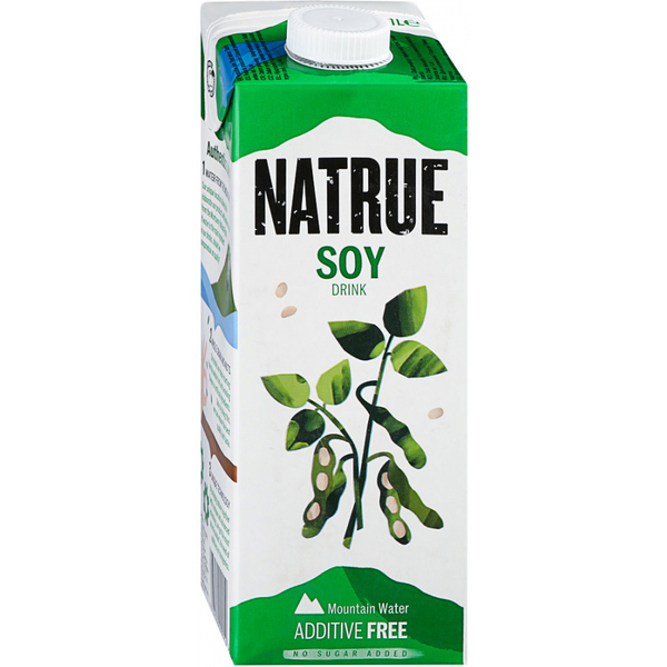 Напій соєвий з кальцієм Natrue 1л