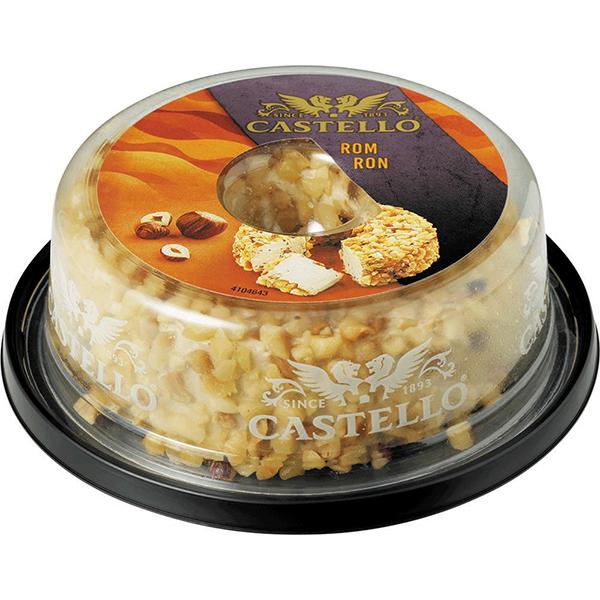 Крем-сир з ромом 65% ТМ Кастелло