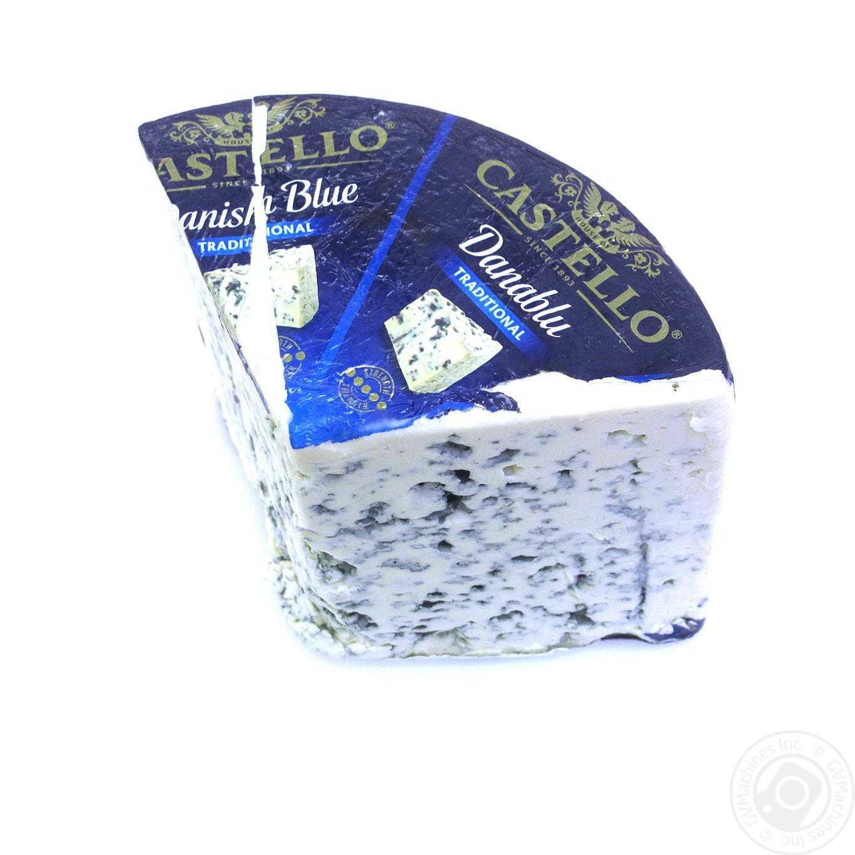 Сир мякий Данаблю Кастелло ваг.1,5кг