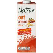 Напій вівсяно-мигдалевий без цукру Natrue 1л