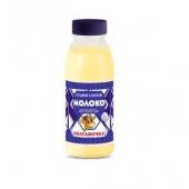 Молоко згущене з цукром Премiум 8,5% ПЕТ пляшка 380 г ТМ Полтавочка