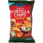 Чіпси кукурудзяні Тортилья сир та халапеньо 185г