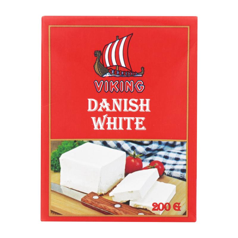 Фета СП Danish white 200г ТМ Viking