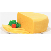 Сир твердий Російський 50 % мал. круг 3,5 кг ТМ Добра Ферма