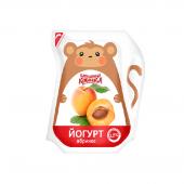 Йогурт Абрикос 2,8% 200г ТМ Бабушкіна кринка