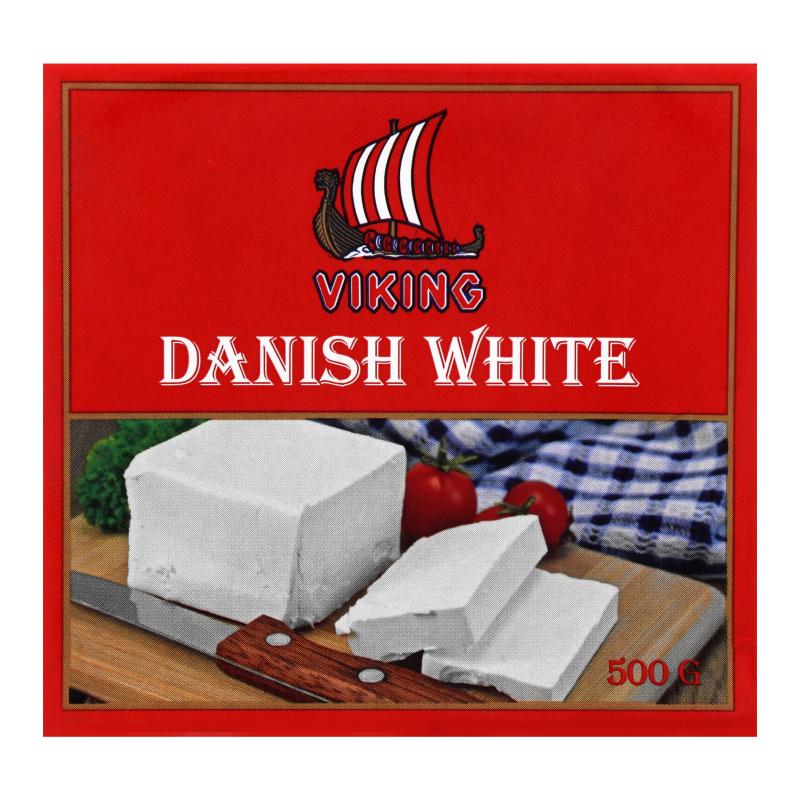 Фета СП Danish white 500г ТМ Viking