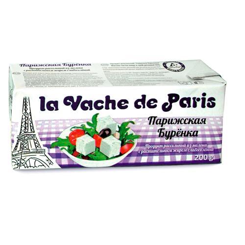 Фета Паризька Бурьонка комбi 200г ТМ Флешард