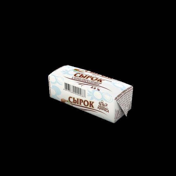 Сирок глазурований з кокосовою стружкою 23% 45г ТМ Бабушкіна кринка